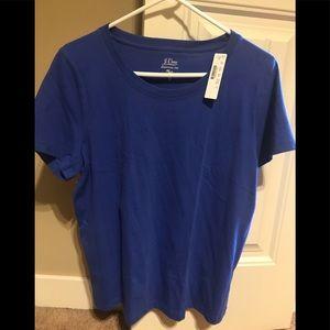 J Crew shirt NWT